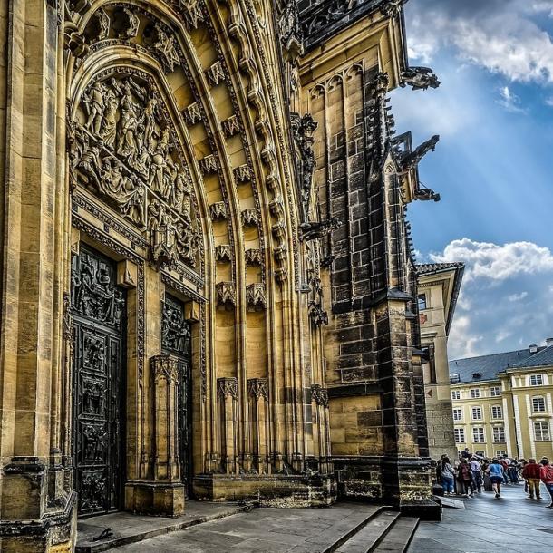 קתדרלת ויטוס הקדוש פראג   קתדרלת ויטוס הקדוש בפראג