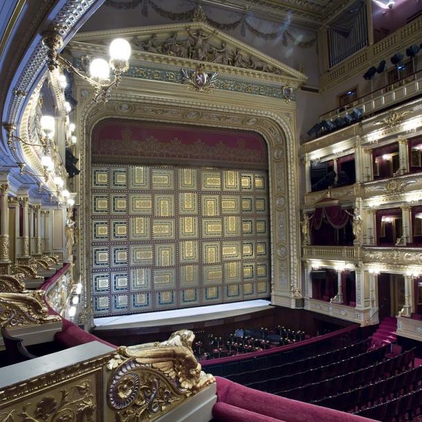 התיאטרון הלאומי בפראג | תיאטרון פראג | התיאטרון הלאומי של פראג