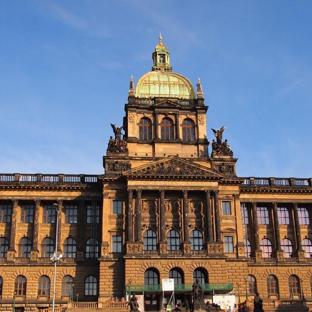 המוזיאון הלאומי בפראג | המוזיאון הלאומי של פראג | המוזיאון הלאומי פראג
