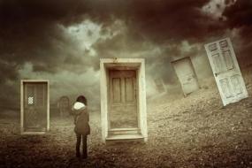 רק אל תסגרי את הדלת...