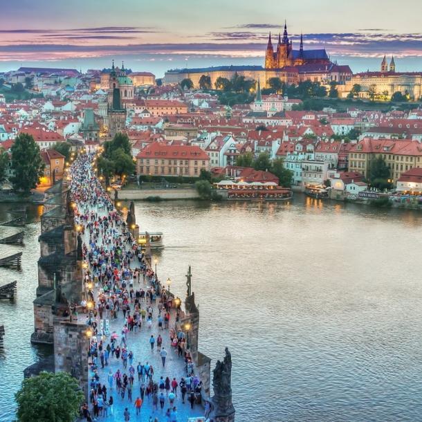 אטרקציות תיירותיות בפראג