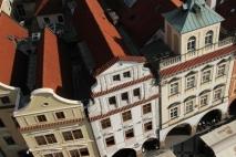 אתרים ומבנים בכיכר העיר העתיקה בפראג