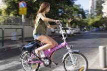 מעשה באופניים סגולות