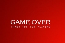 GAME OVER עבורה?