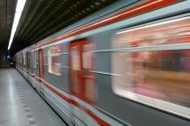 תחבורה בפראג | רכבת תחתית פראג | תחבורה ציבורית בפראג | מפת מטרו פראג