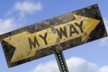 הדרך שלי...