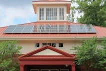 יתרונות של חשמל סולארי