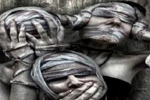 50 גוונים של טרור - מיומנה של אישה מוכה - פרק 19: טרור בגוון בגידות