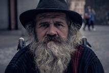 בעיר אירופאית קטנה פגשתי אדם מזוקן