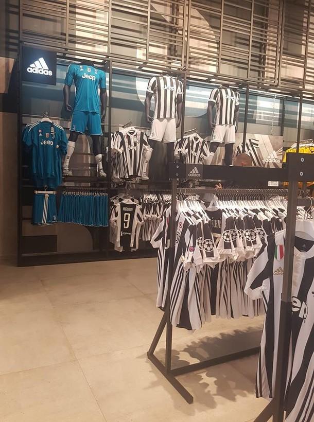 החנות של יובנטוס בטורינו