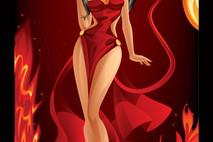 אישה שטן