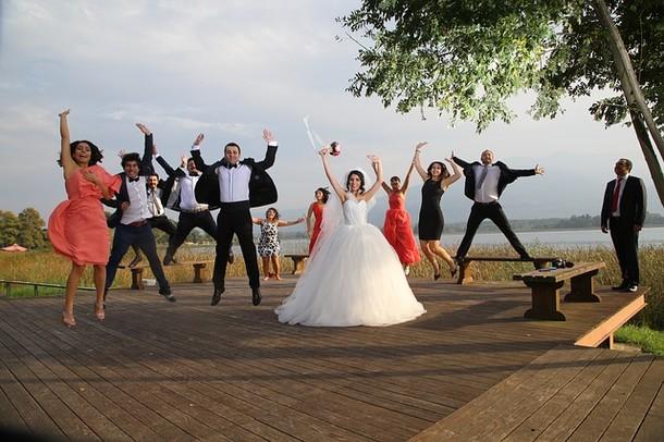 זיכרונות חתונה מעט אחרת