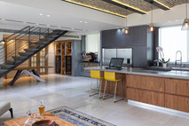 תכנון עיצוב דירה מבחוץ ומבפנים