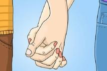 תחזיק לי את היד