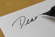 המכתב שאתה