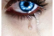 זולגות הדמעות מעצמן