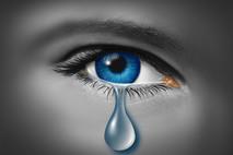דמעות מאין תהומות.