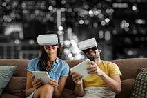 הפקת סרטוני מציאות מדומה
