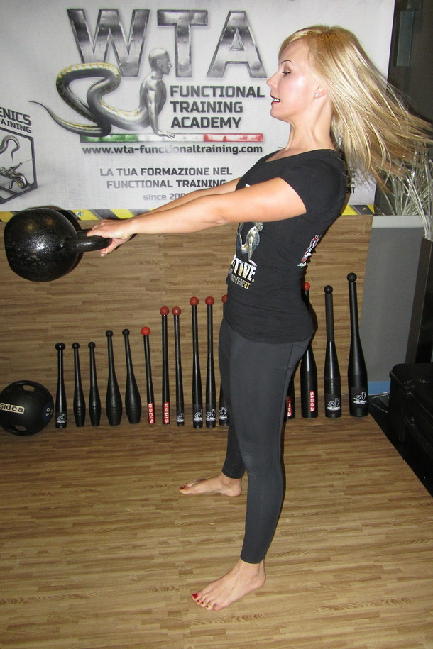 אימון פונקציונלי מחזק במידה רבה את כוח הגוף
