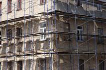 על שיקום מבנים ציבוריים ומוסדות