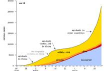 סטטיסטיקות הקורונה מראות - זה *לא* שפעת.