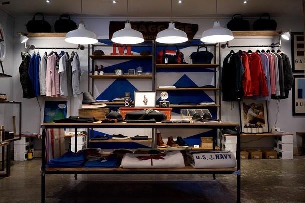 הקמת תשתיות תקשורת לחנויות בגדים