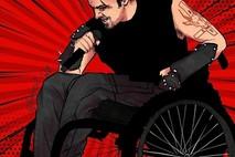 האיש שבכיסא הגלגלים