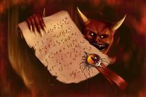 האם אתם הייתה מוכרים את נשמתכם לשטן?