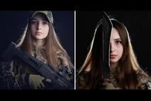 ברגע ששני קיבלה את הנשק חיוך זדוני עלה לפניה.