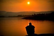 רגעים בודדים בחייו של אדם