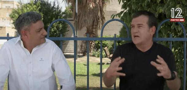 ישראל בכר בראיון עם דני קושמרו בערוץ 12