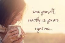 לאהוב את עצמך