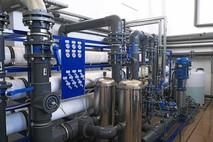 טיפול בשפכים תעשייתיים לשימוש חוזר