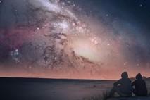 שחכתי, תביט בגלקסיה.
