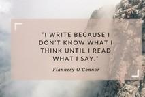 לכתוב לא תמיד אומר לסכם
