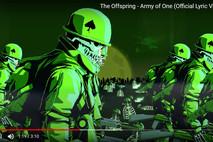 צבא של איש אחד (הצאצא - שיר מתורגם)