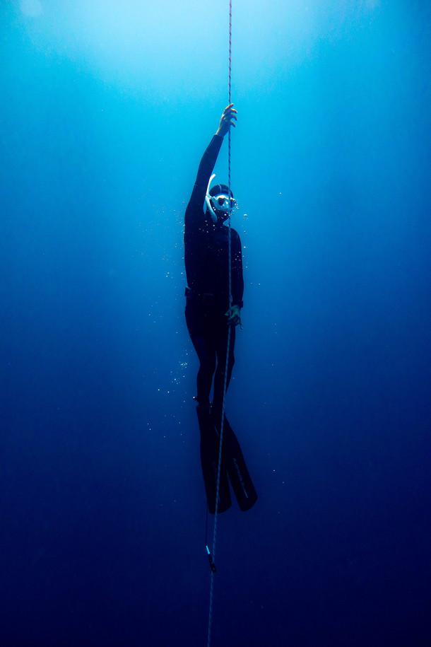 צלילה חופשית באילת