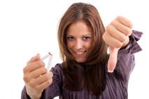 עישון צמחי מרפא לגמילה מניקוטין