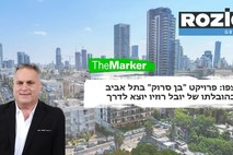 יובל רוזיו: קבוצת רוזיו עתידה לבנות בניין בוטיק חדש ברחוב בן סרוק בתל אביב