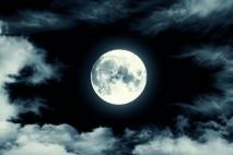 בדיוק כמו הירח