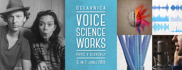 Delavnica 'Voice science works'