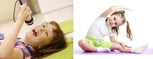 Otroška pevska joga