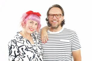 Cherie in Aleš Marjetič