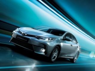 New Toyota Corolla 2018 Motory Saudi Arabia