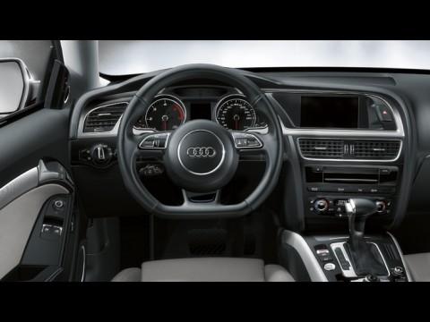 أودي A5 Coupé 45 Tfsi Quattro 2015 بالأسعار موتري السعودية