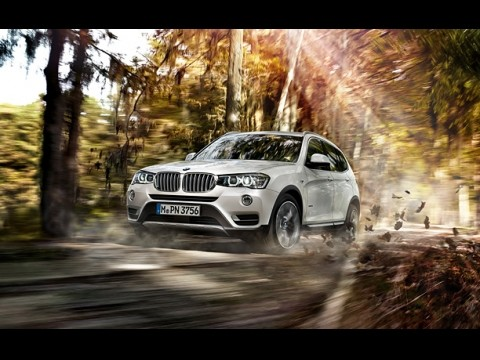 New Bmw X3 Xdrive28i 2015 Car In Saudi Arabia