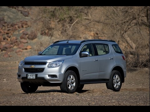 Chevrolet Trailblazer 2015 >> New Chevrolet Trailblazer Ltz 2015 Car In Saudi Arabia