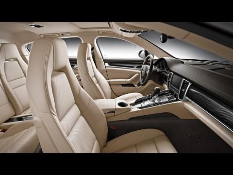 New Porsche Panamera Turbo S 2015 Car In Saudi Arabia