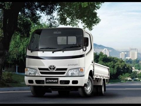 Toyota Dyna 3 5 Ton Short2 2015 Price & Specs | Motory Saudi Arabia