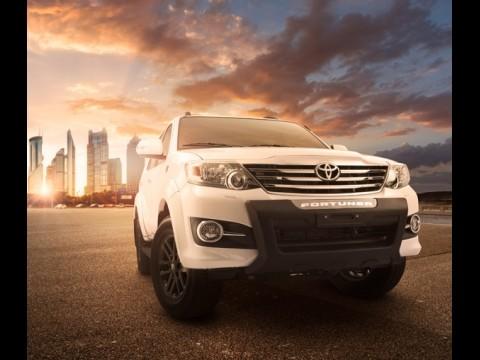 New Toyota Fortuner GX1 4X4 2015 car in Saudi Arabia